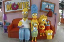 A 23 años del primer capítulo de <i>The Simpsons</i>