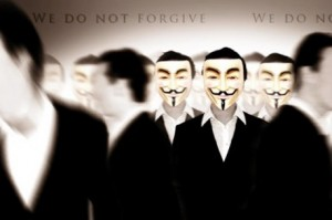 Anonymous.//FOTO: anonymous.org