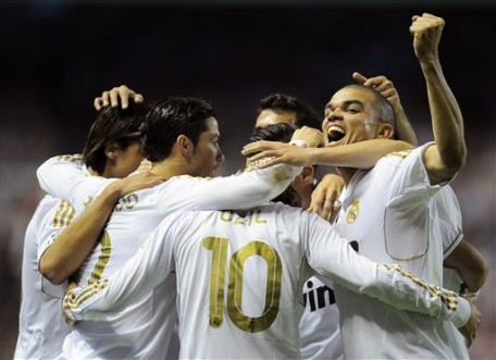 Real Madrid. Foto: AP