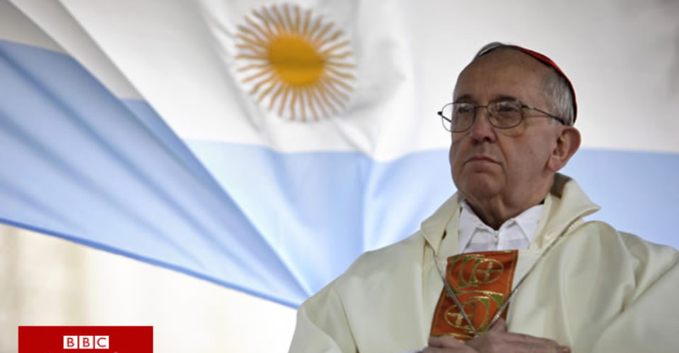 La vida de civil del papa Francisco