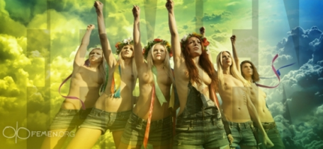Bellas Femen