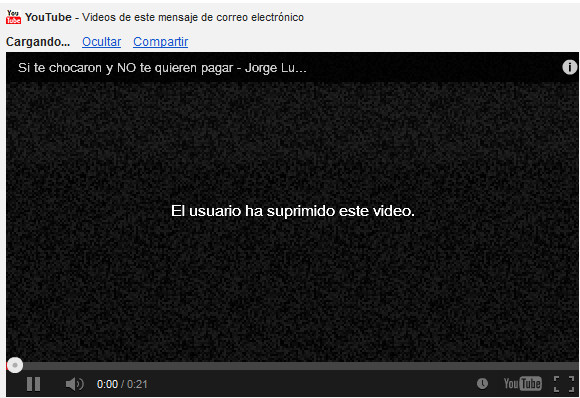 you tube remocion video