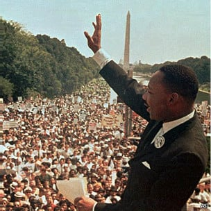 Martin Luther King. //AP
