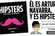 El manual ilustrado de los hipsters, un cómic poco mainstream