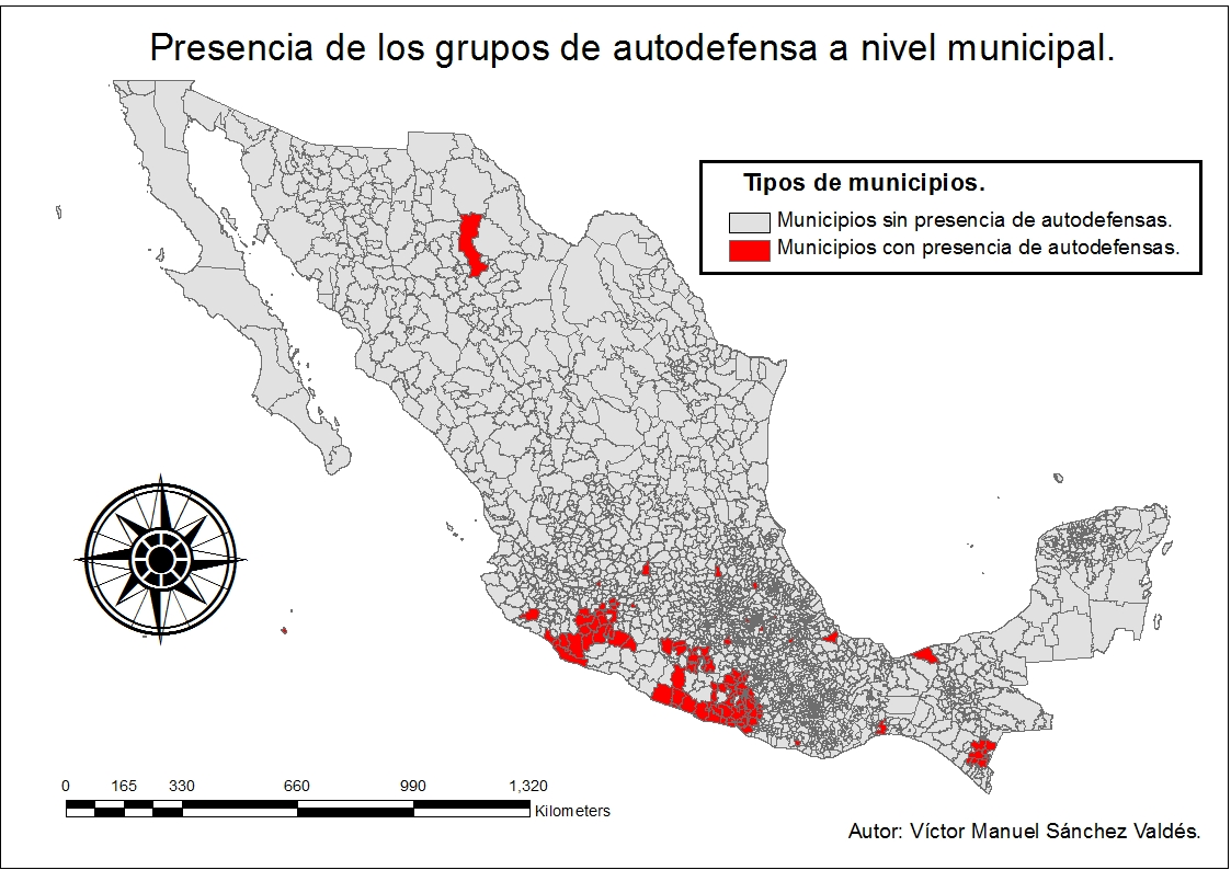 Autodefensas Municipios