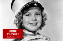 Murió Shirley Temple, la niña dorada de Hollywood