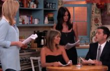Rachel, Monica y Phoebe son otra vez 'Friends'