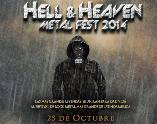 Hell And Heaven Metal Fest