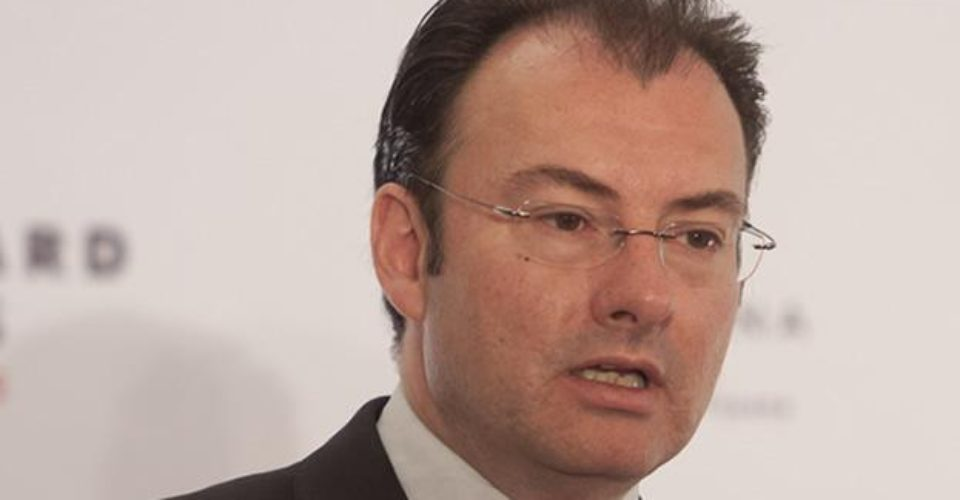 "Videgaray, dispuesto a que una ""autoridad independiente"" investigue la compra de su casa"