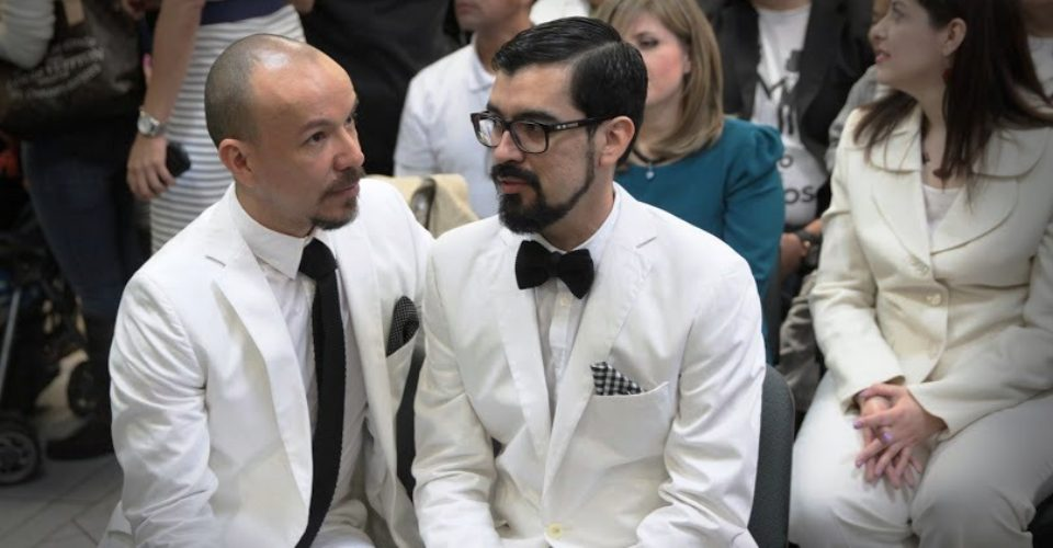 Matrimonio homosexual en baja california