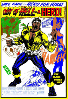 Luke Cage Power man