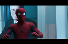 Así se ve Peter Parker como un adolescente en el tráiler de Spiderman Homecoming
