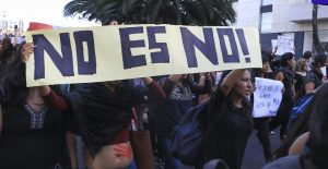 agresiones mujeres