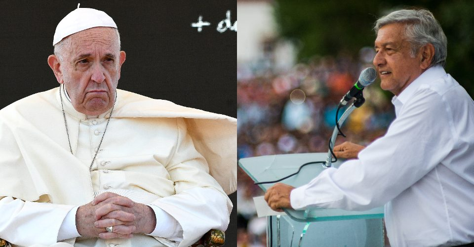 Verificado.mx: papa Francisco no se pronunció contra López Obrador, como se afirma en un video