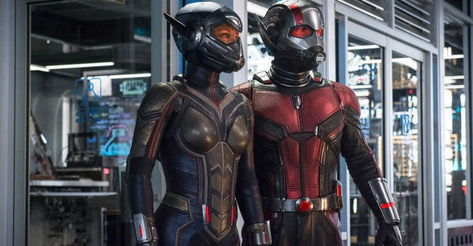 Ant-Man y Wasp (Ant-Man & The Wasp, 2018)