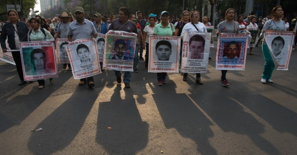 Normalistas of Ayotzinapa went to Iguala by a bus that had a special charge, according to the CNDH